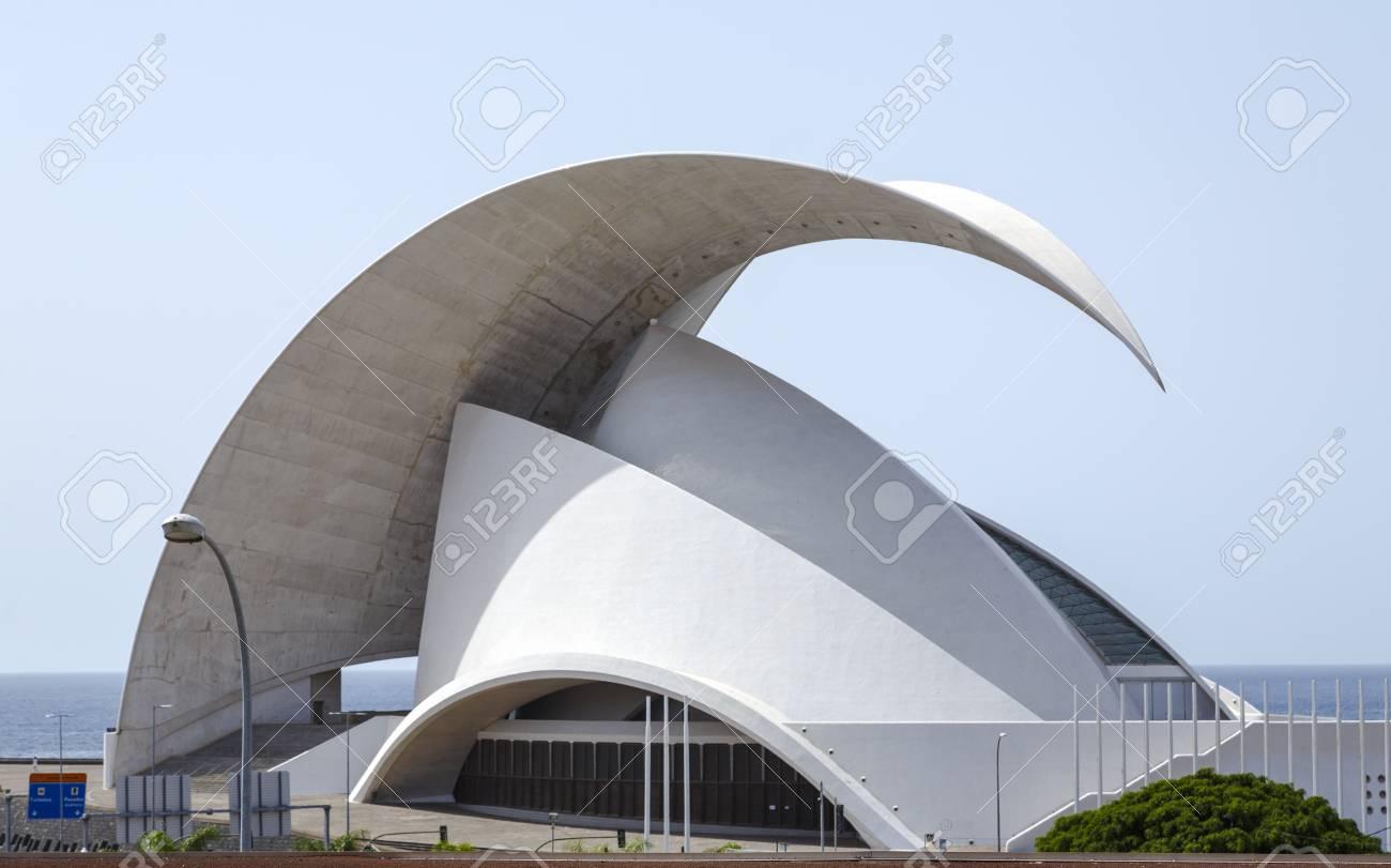 Auditorio De Tenerife Plan