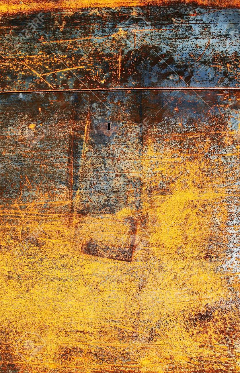 Fragment of an abstract wall close up Stock Photo - 5320920