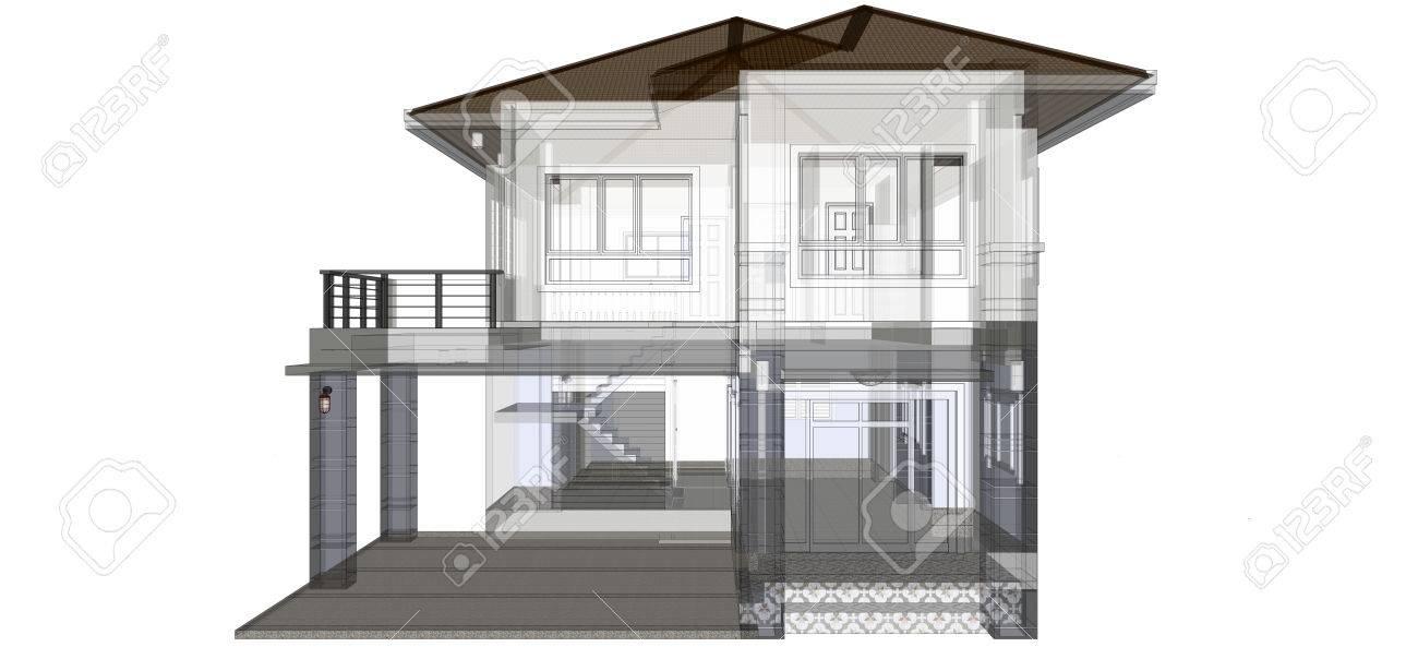 3D House - 29199442