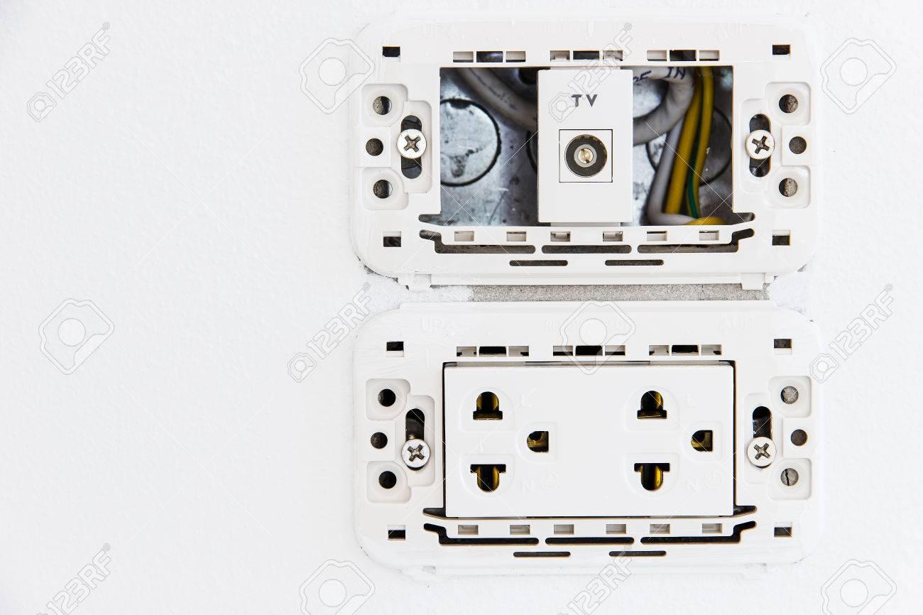 Fantastisch Elektrische Schalter Des Hauses Ideen - Elektrische ...