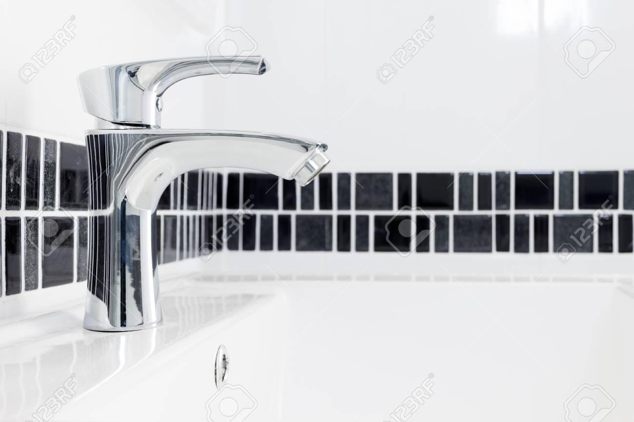 Robinet De Salle De Bain Maison Design Moderne Sur évier Vasque De
