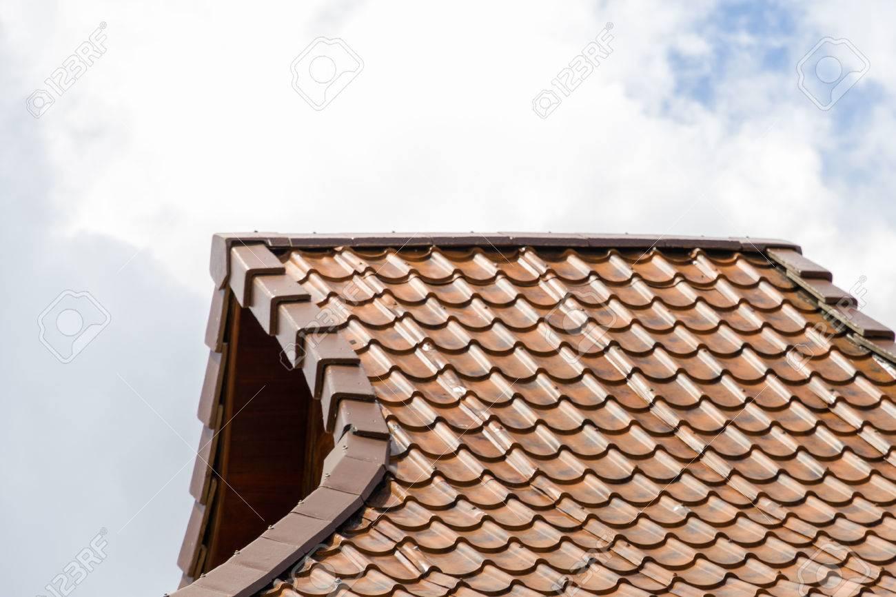 Bau Gebäude Dach Metall Käse In Website, Thai-Stil Lizenzfreie Fotos ...
