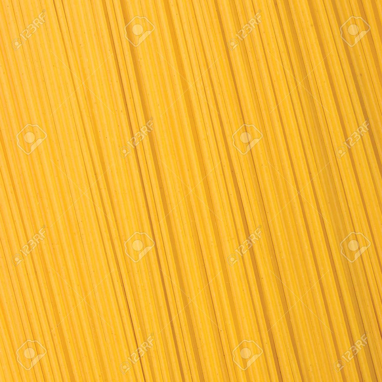 Traditional spaghetti pasta closeup background, large and detailed Stock Photo - 6552231