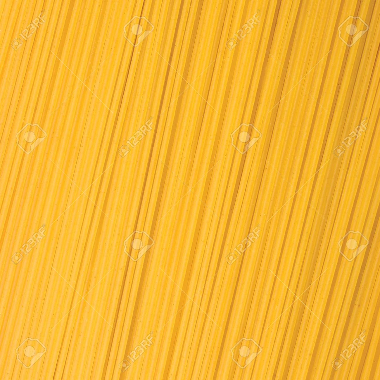 Traditional spaghetti pasta closeup background, large and detailed Stock Photo - 6661709