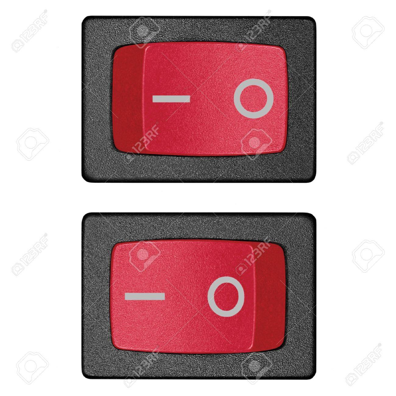 Red power switch in on off position isolated macro closeup stock red power switch in on off position isolated macro closeup stock photo 9394909 biocorpaavc Images