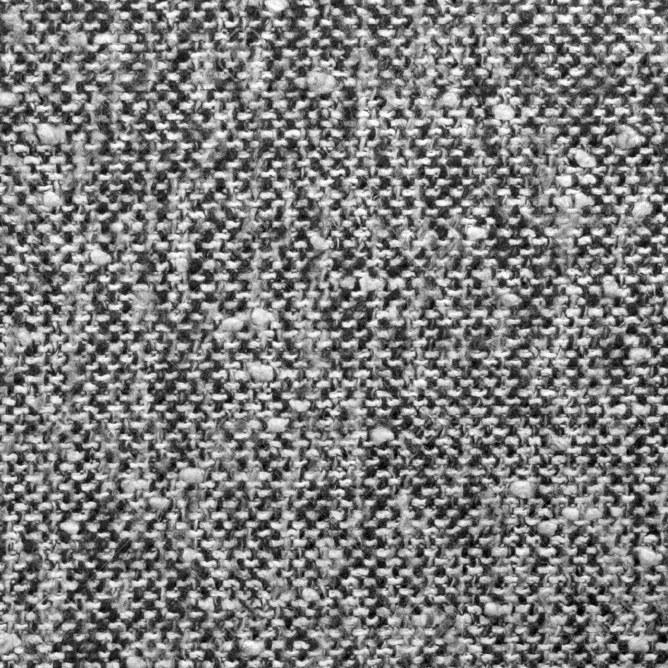 Grey tweed texture, gray wool pattern, textured salt and pepper style black and white melange fabric background Stock Photo - 13130771