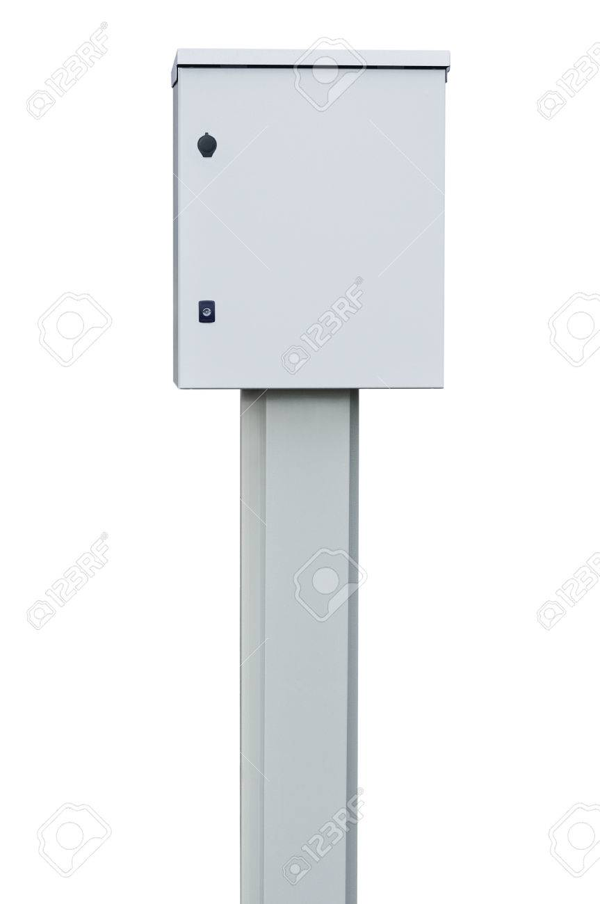Power Distribution Wiring Switchboard Panel Outdoor Unit Grey A Board Brand New Distributing Compartment Box Gray Cabinet