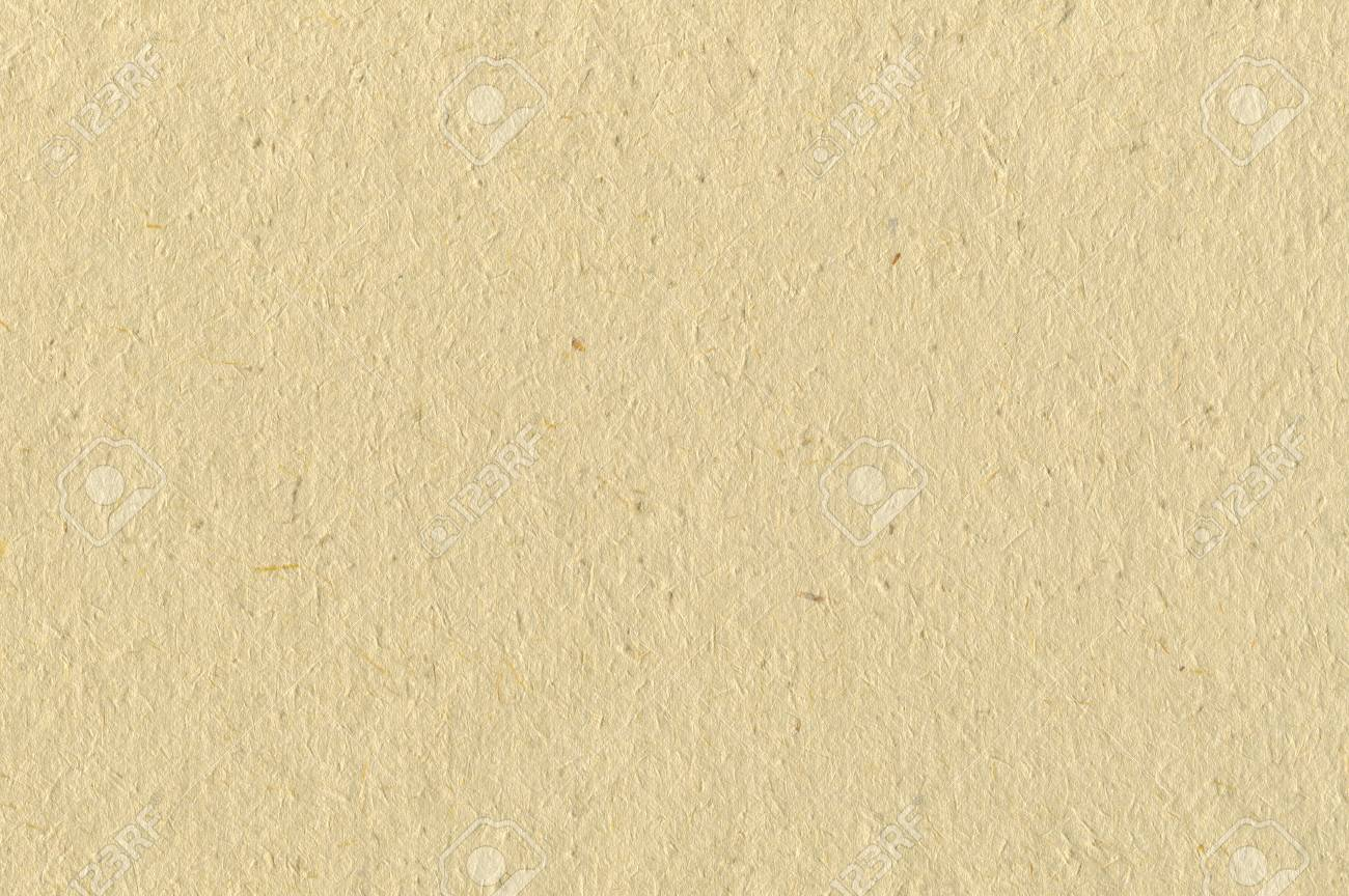 Beige Cardboard Rice Art Paper Texture Horizontal Bright Rough