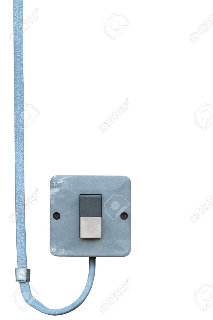 Außen Elektrische Ausrüstung Steuerung Industrie Taste Netzschalter ...
