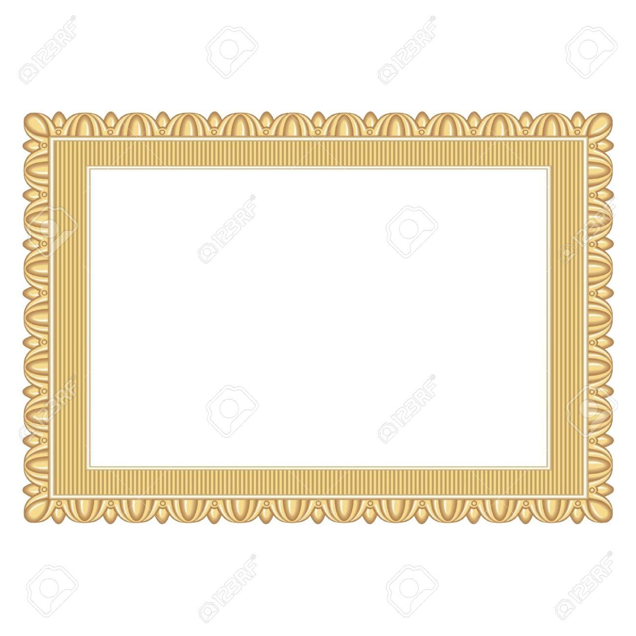 gold frame - 9962790