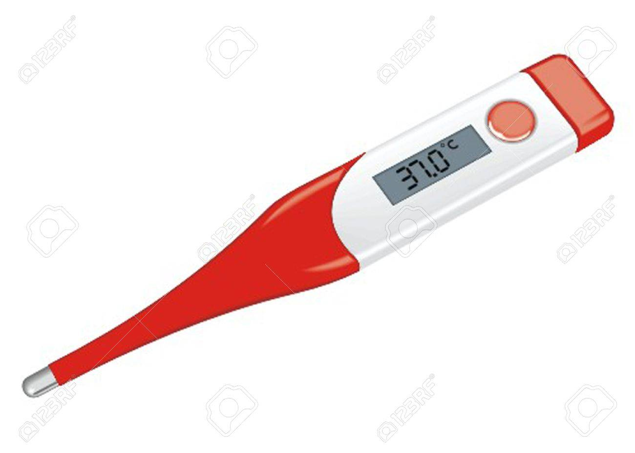 thermometer Stock Vector - 13438148