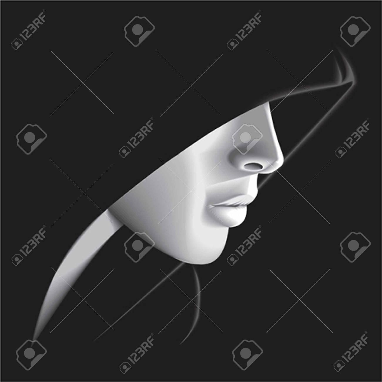 face Stock Vector - 13772978