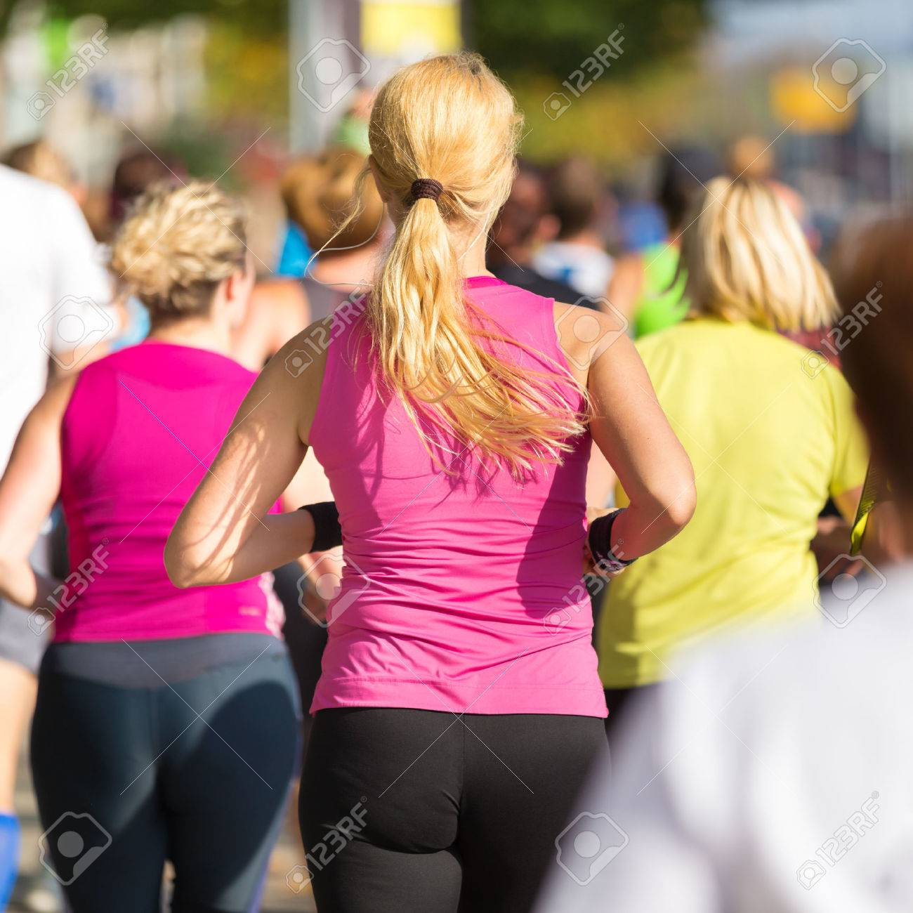 maratona per la perdita di peso
