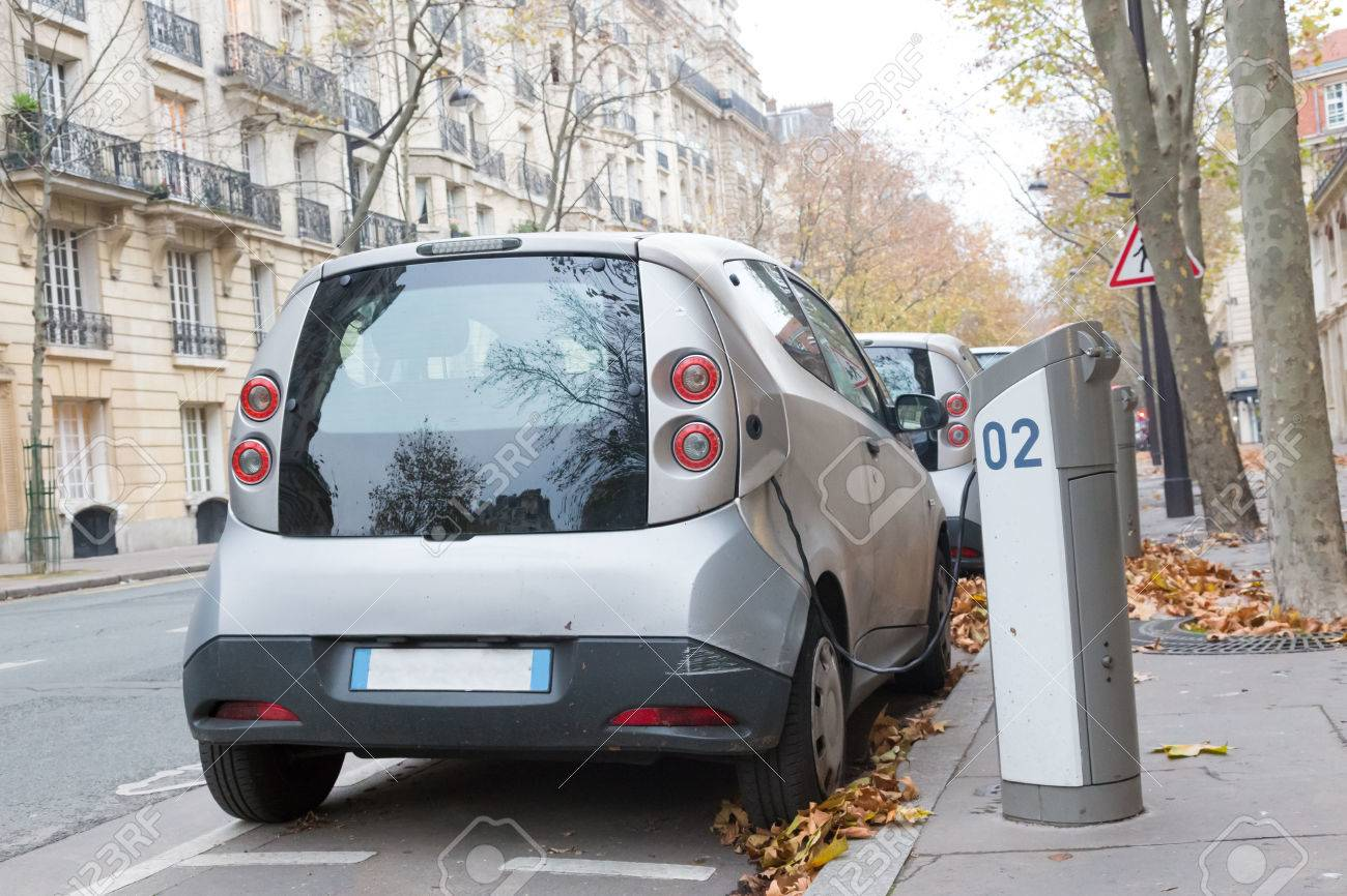 power supply for electric car charging electric car charging station paris france