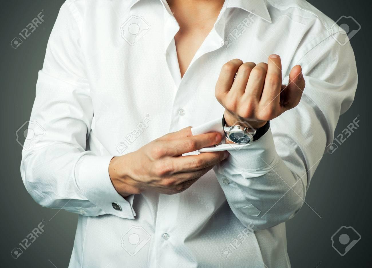 Sexy Homme Français Boutons lien Manchette Poignets De Manches Sur tqwfT