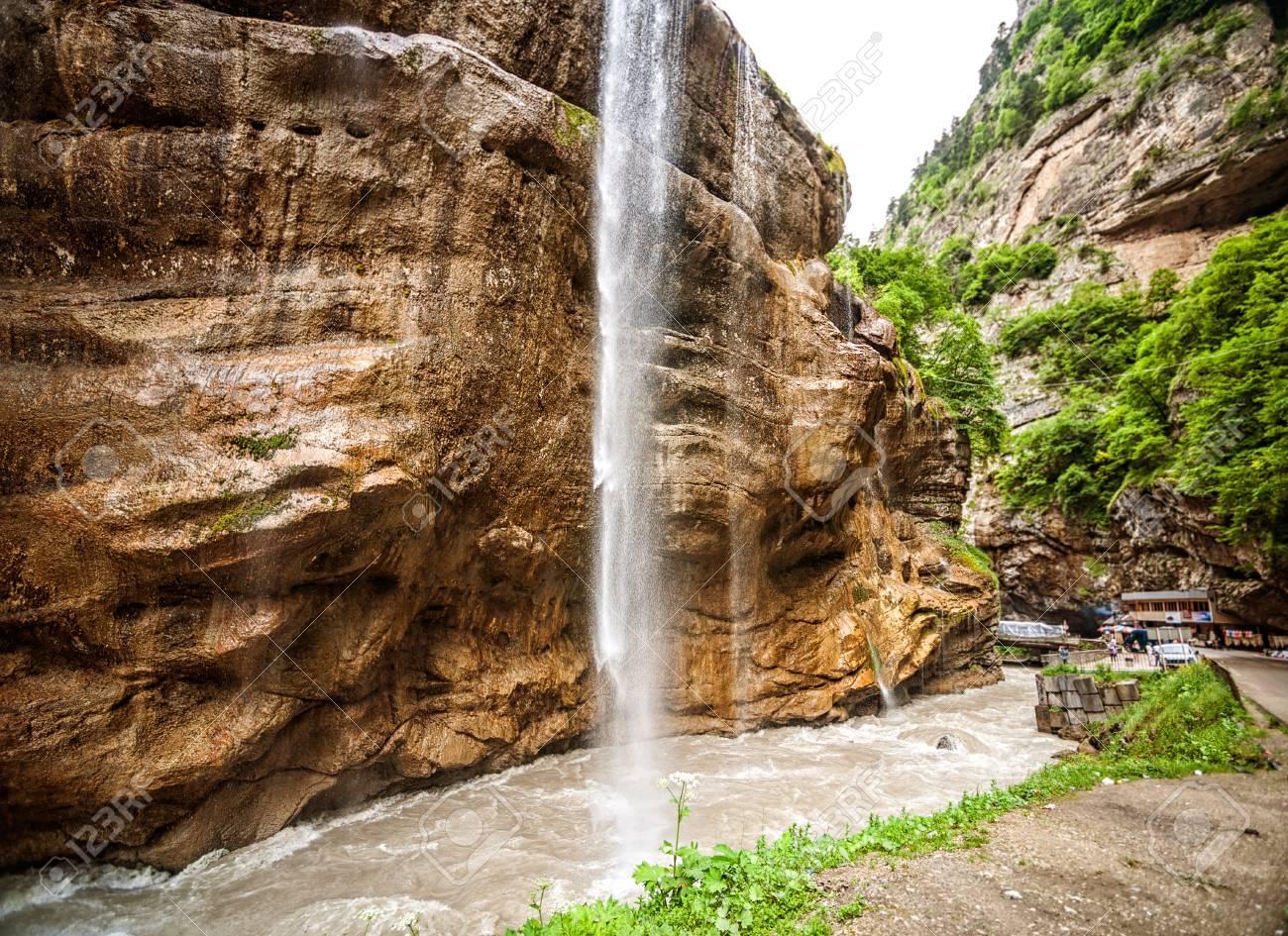 Chegem waterfalls. Chegem waterfalls (Kabardino-Balkaria), how to get there 68