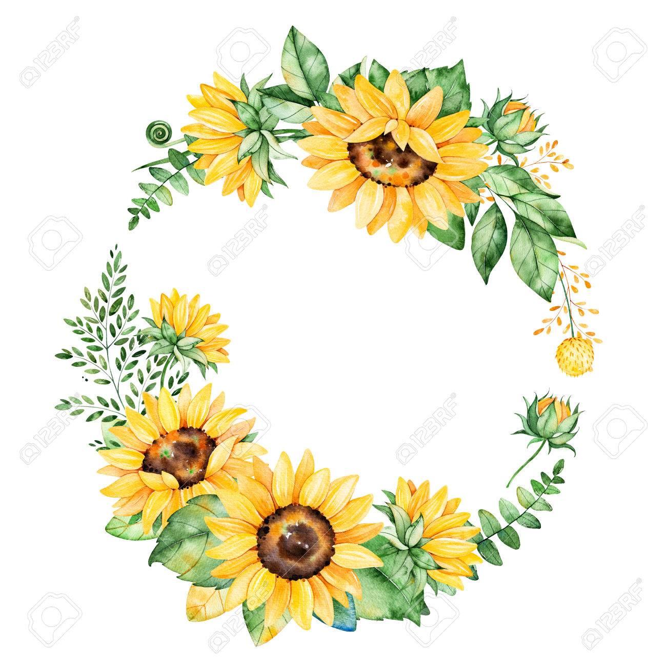 Fantastisch Sonnenblumen Malblatt Fotos - Entry Level Resume ...