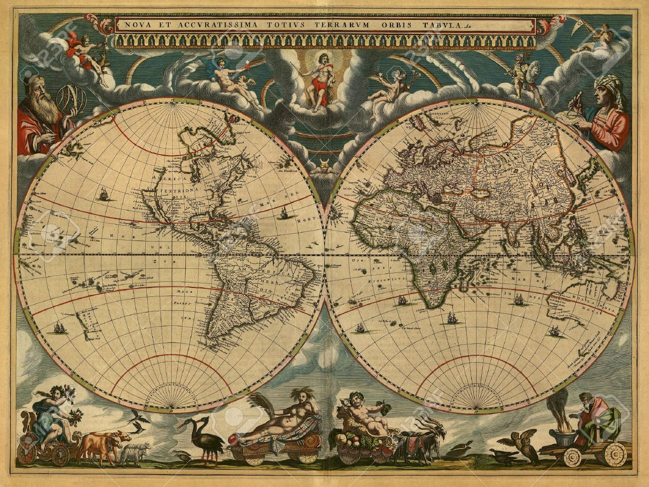 Map of ancient world stock photo picture and royalty free image map of ancient world stock photo 8032440 gumiabroncs Image collections