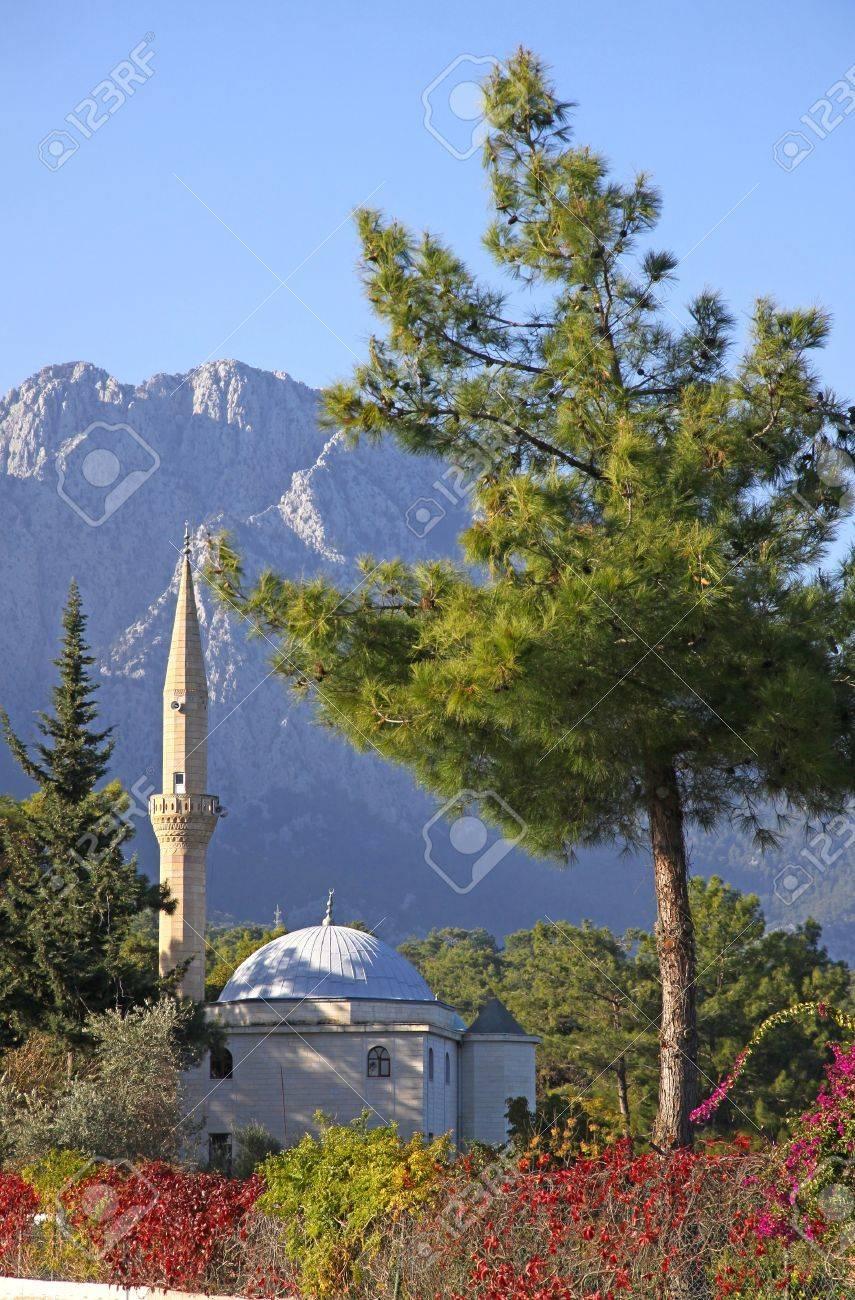 Mosques Antalya Turkey Antalya Province Turkey