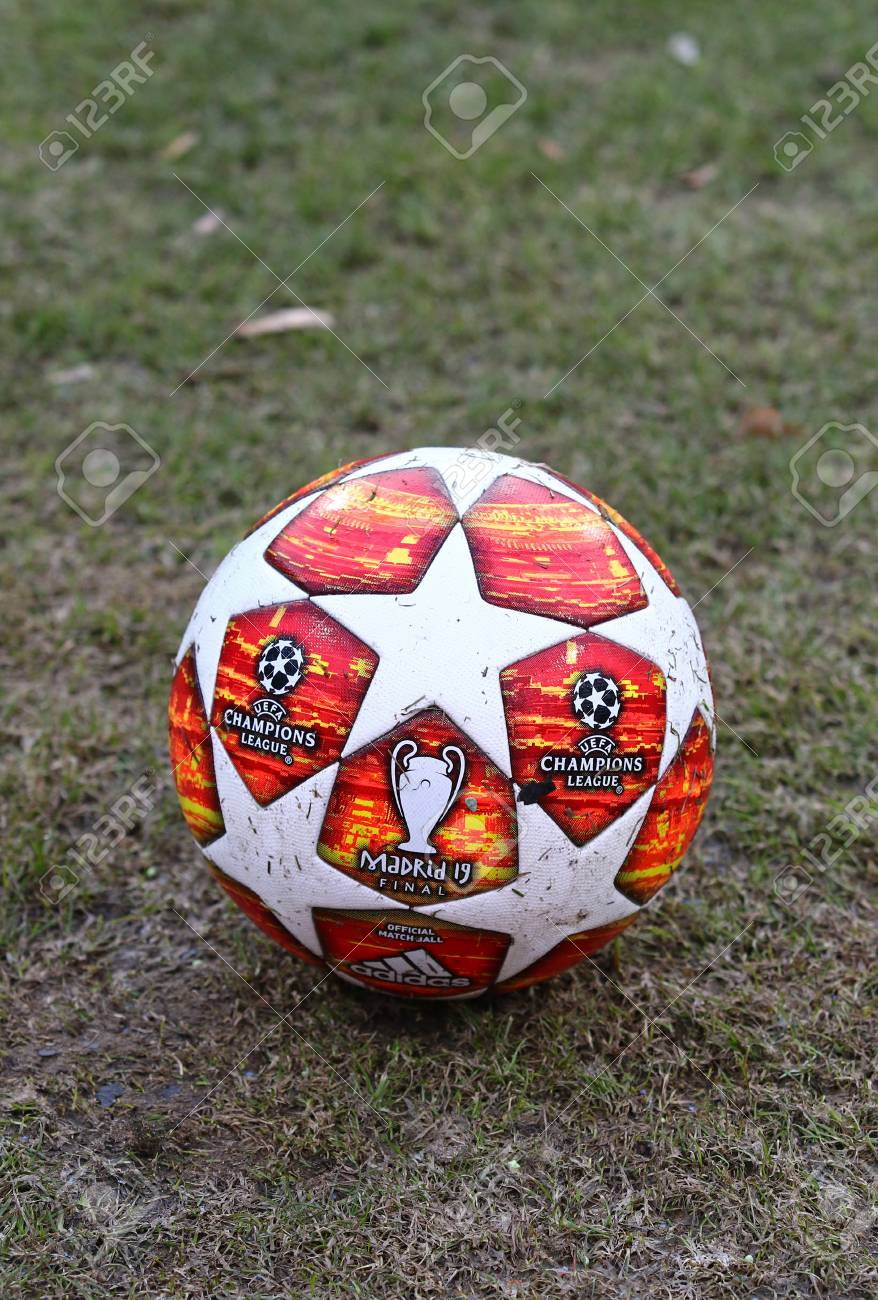 kyiv ukraine february 20 2019 official match ball of uefa stock photo picture and royalty free image image 118750150 kyiv ukraine february 20 2019 official match ball of uefa stock photo picture and royalty free image image 118750150