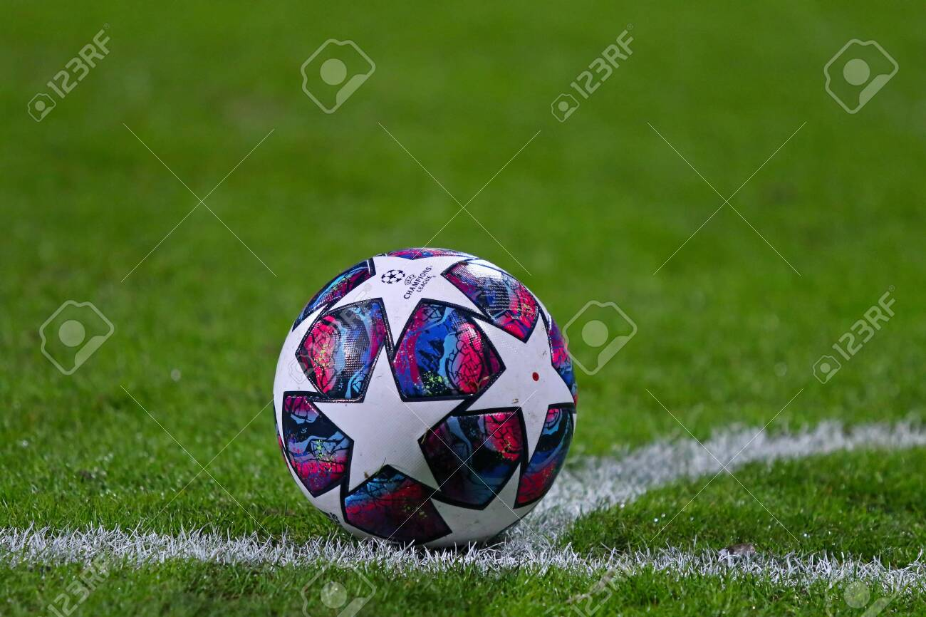 kyiv ukraine february 12 2020 official match ball of uefa stock photo picture and royalty free image image 140919976 kyiv ukraine february 12 2020 official match ball of uefa stock photo picture and royalty free image image 140919976