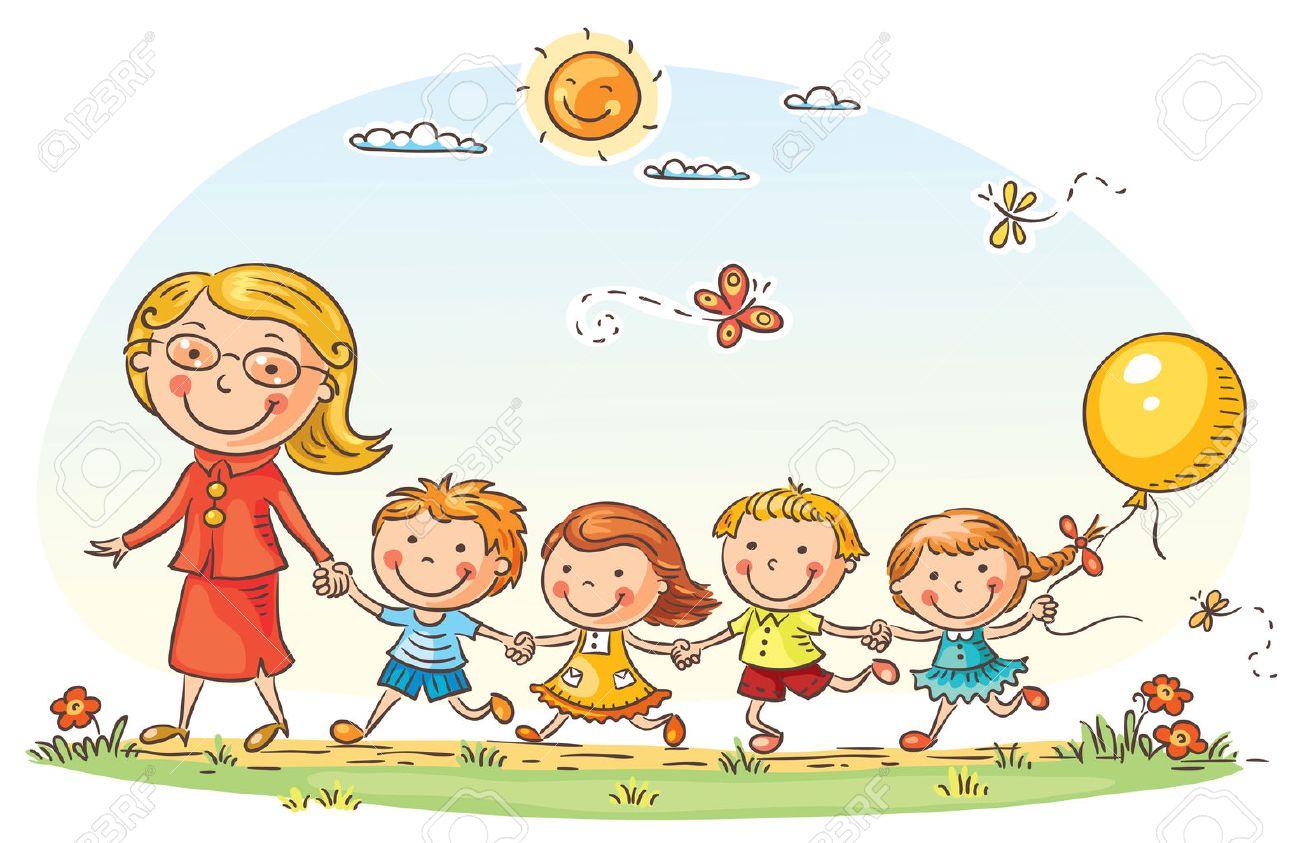 Image result for kindergarten cartoon images