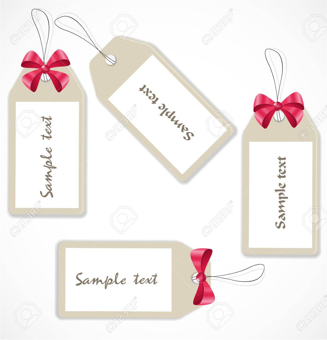 Discount tags Stock Vector - 17068869