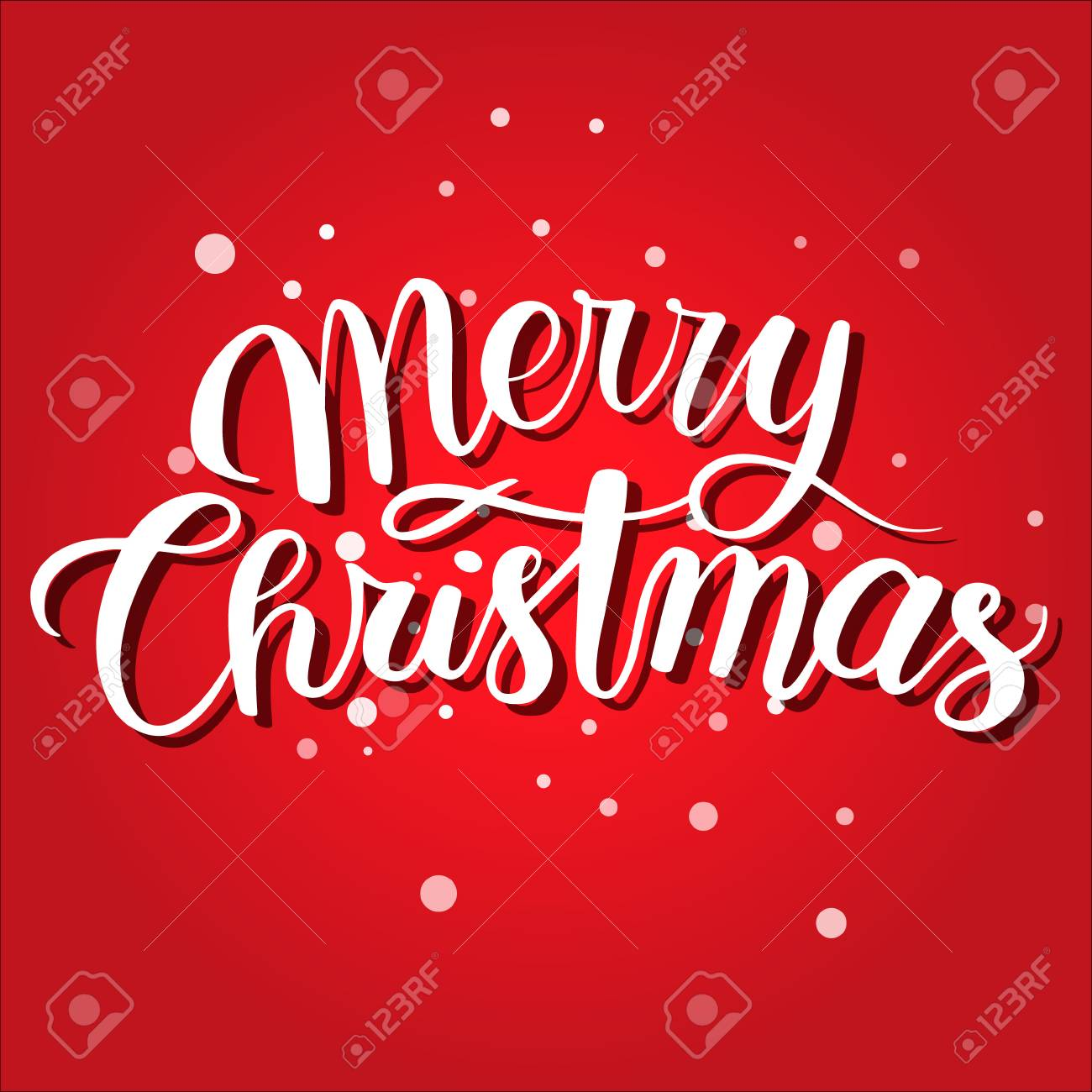 Mery Christmas.Mery Christmas Postcard Red Holiday Background Xmas