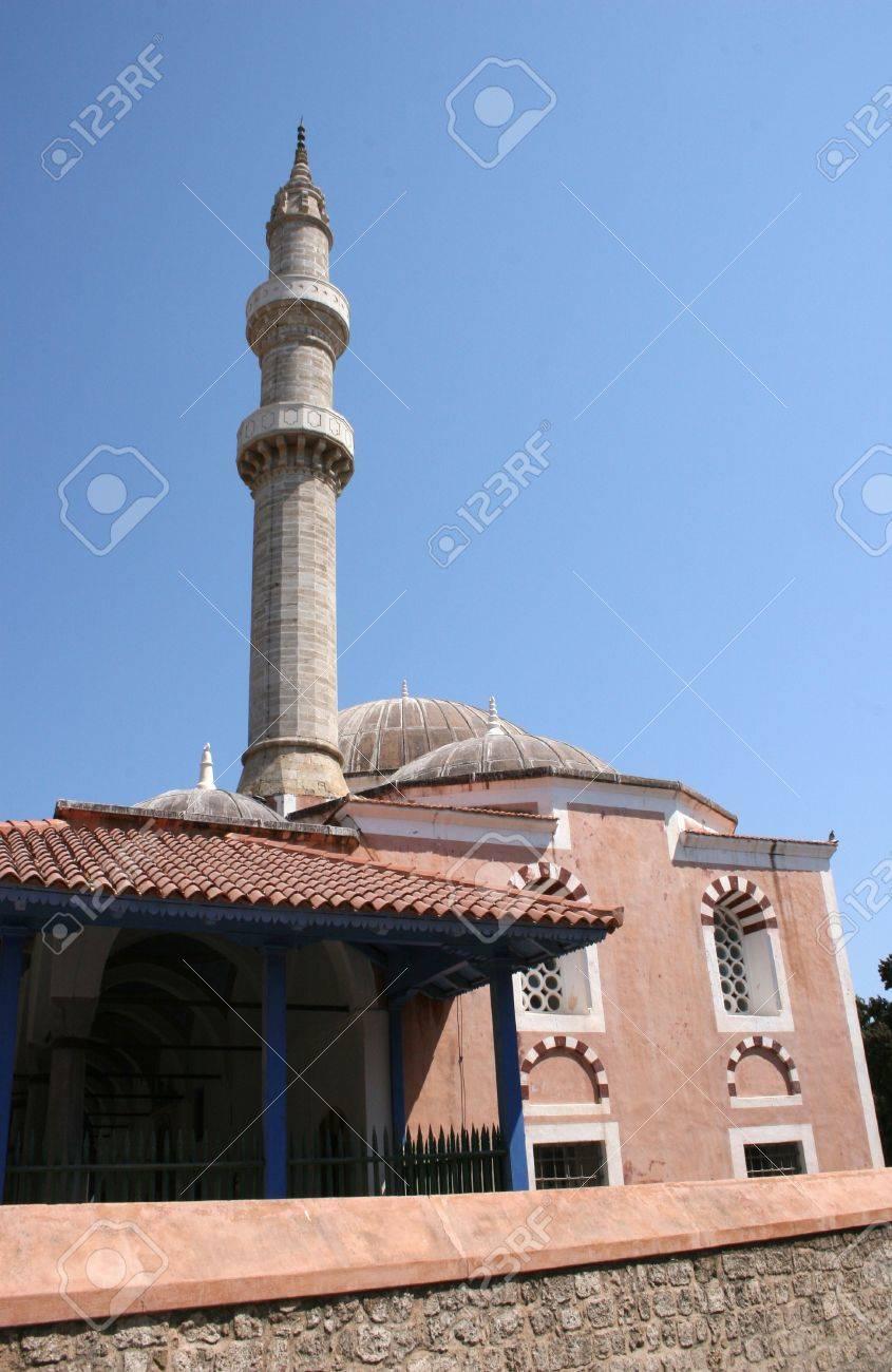 ロードス、ギリシャの Suleiman ...