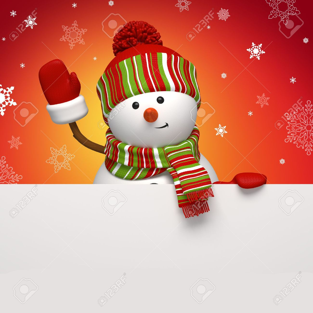 Clip Art Snowman Stock Photos & Pictures. Royalty Free Clip Art ...