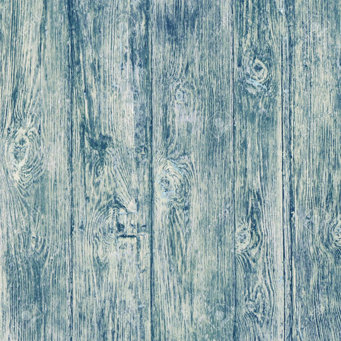 Distressed Wood Texture, Blue Wooden Planks Background Stock Photo ...