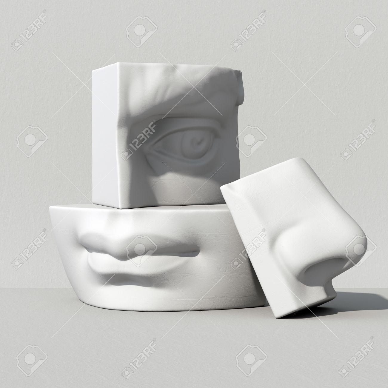 Ziemlich Auge Anatomie 3d Galerie - Menschliche Anatomie Bilder ...
