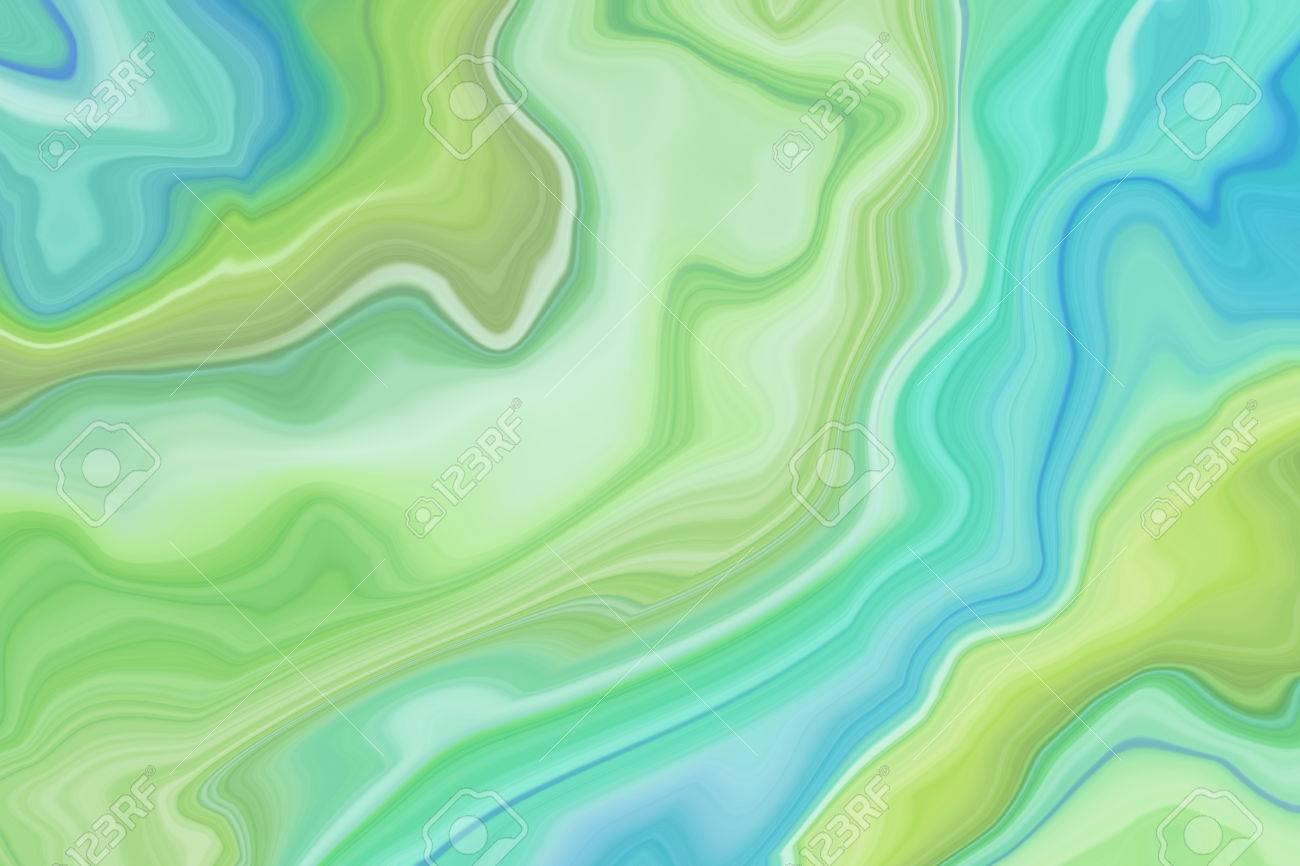 抽象的な大理石の背景 装飾的な瑪瑙のテクスチャ 液体脂肪交雑 塗装