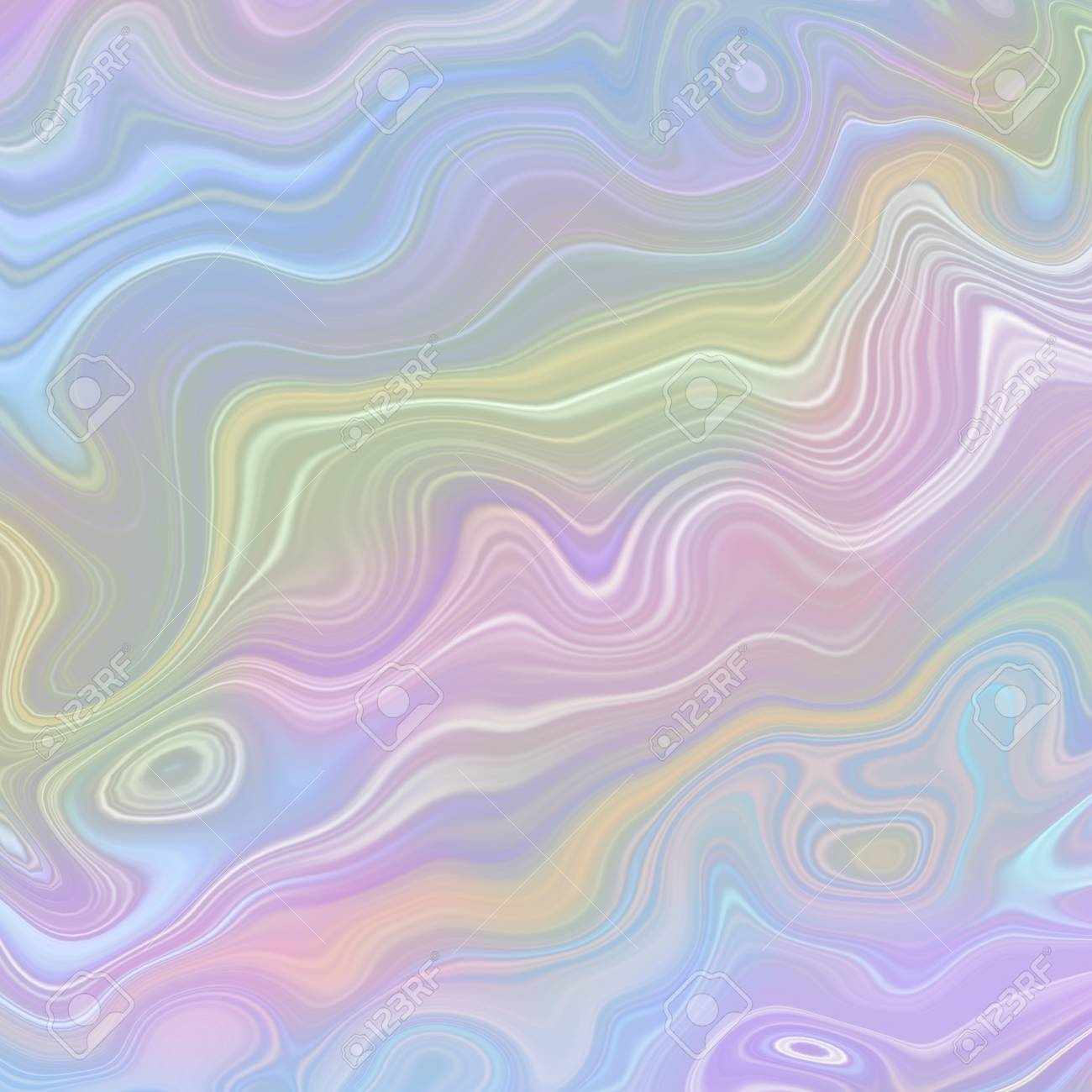 Pastel Holographic Background Multicolor Wallpaper Opal Agate Stock Photo Picture And Royalty Free Image Image 100400189