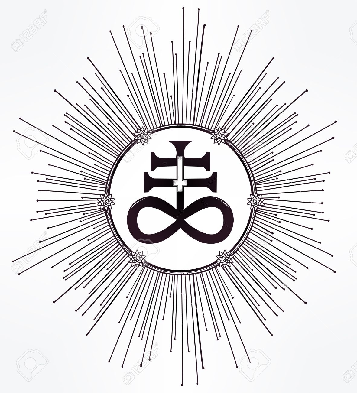 The satanic cross also known as the leviathan cross a variation the satanic cross also known as the leviathan cross a variation of the alchemical symbol biocorpaavc