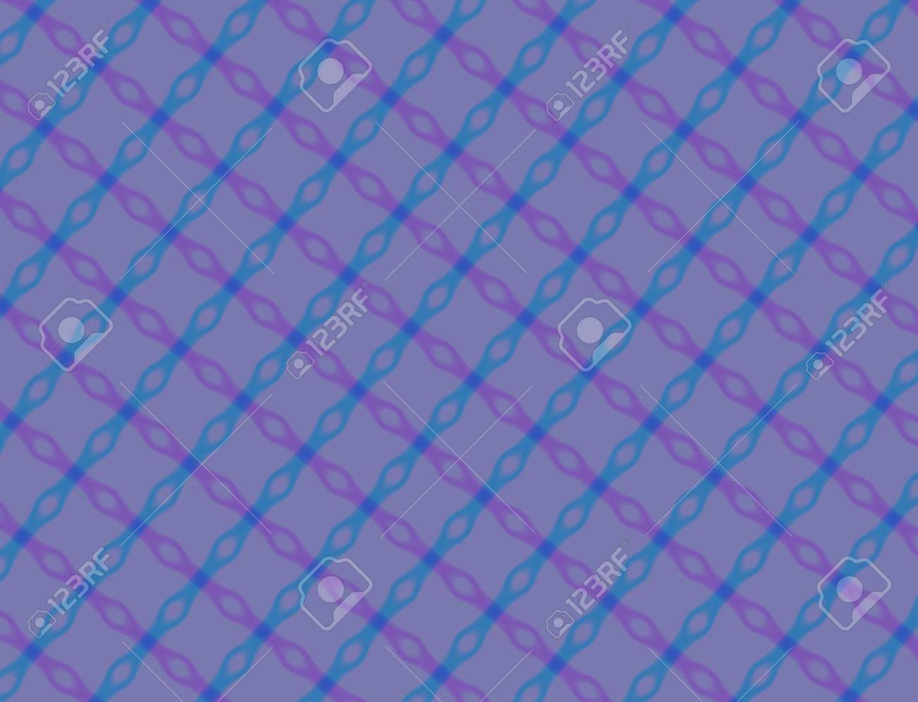 Fractal Background Approprie Pour Cartes De Visite Et Danniversaire