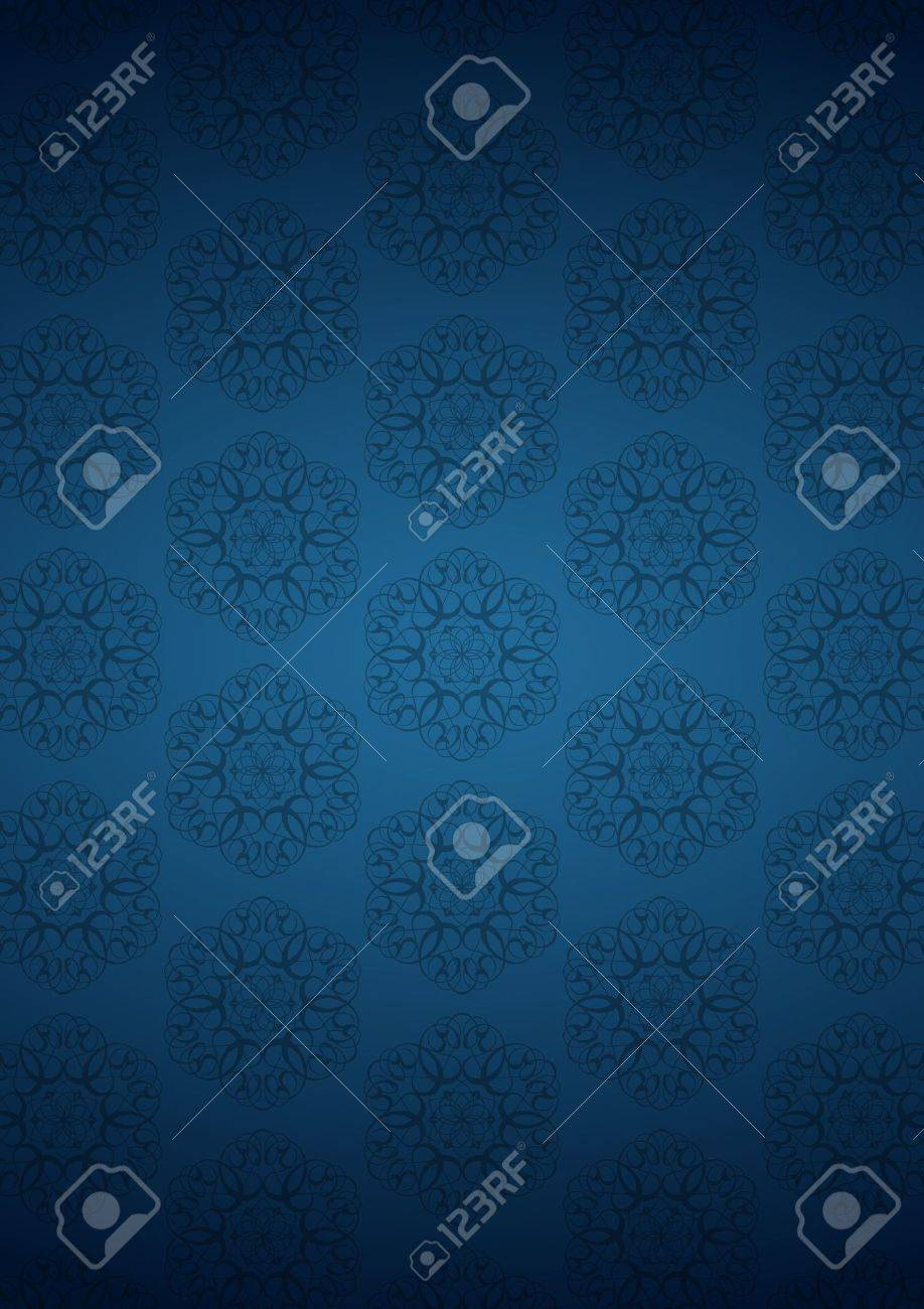 Blue sweet background Stock Vector - 16097561
