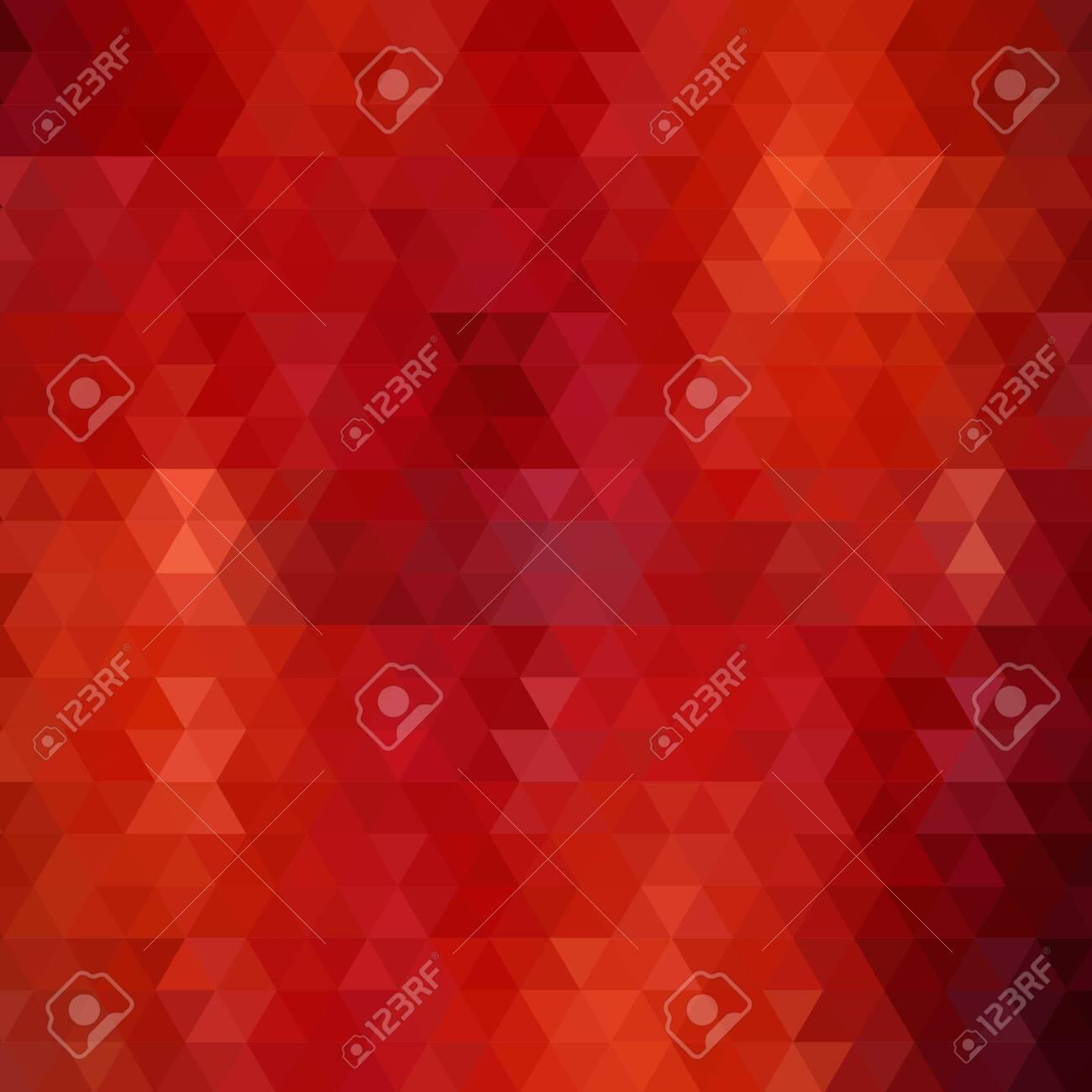 triangular background. polygonal style - 124475677