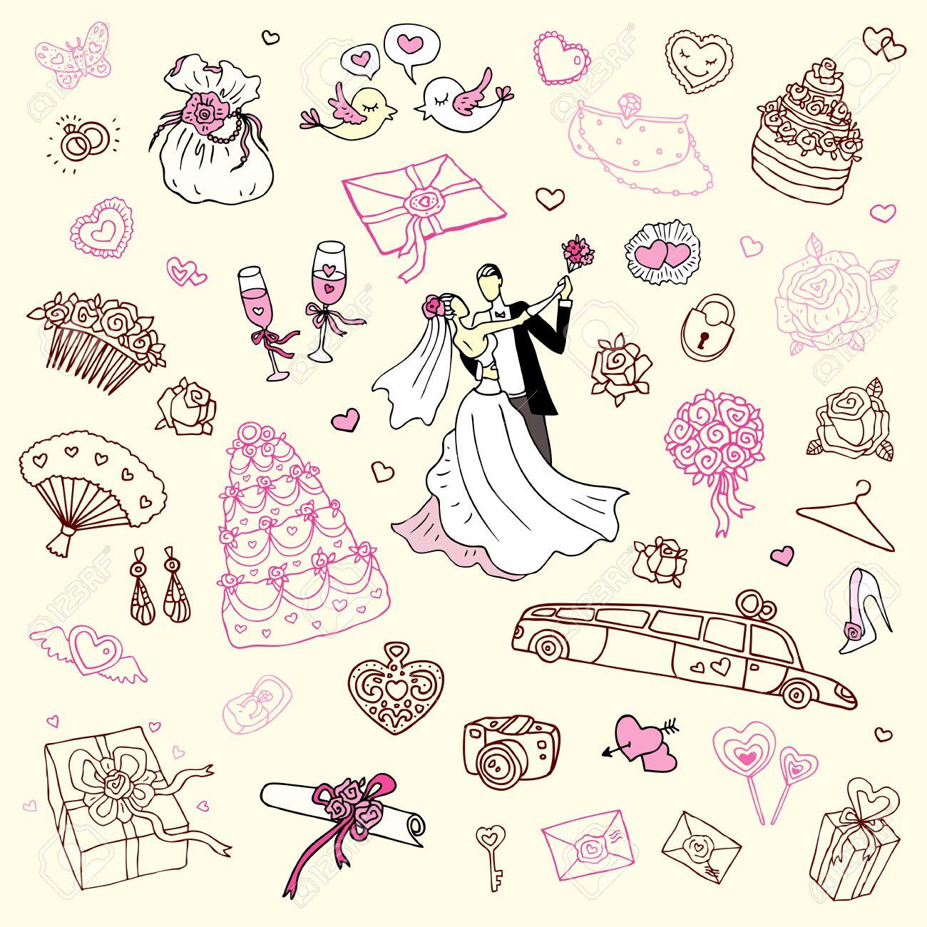 結婚式 イラスト 手書き おしゃれ Khabarplanet Com