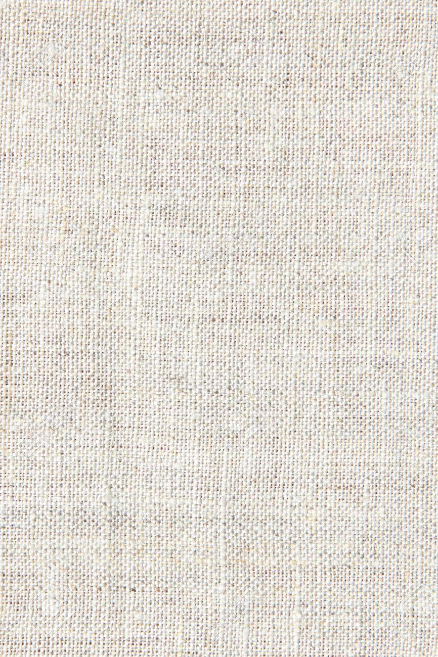 Lihgt ナチュラル リネン テクスチャ背景 の写真素材 画像素材 Image