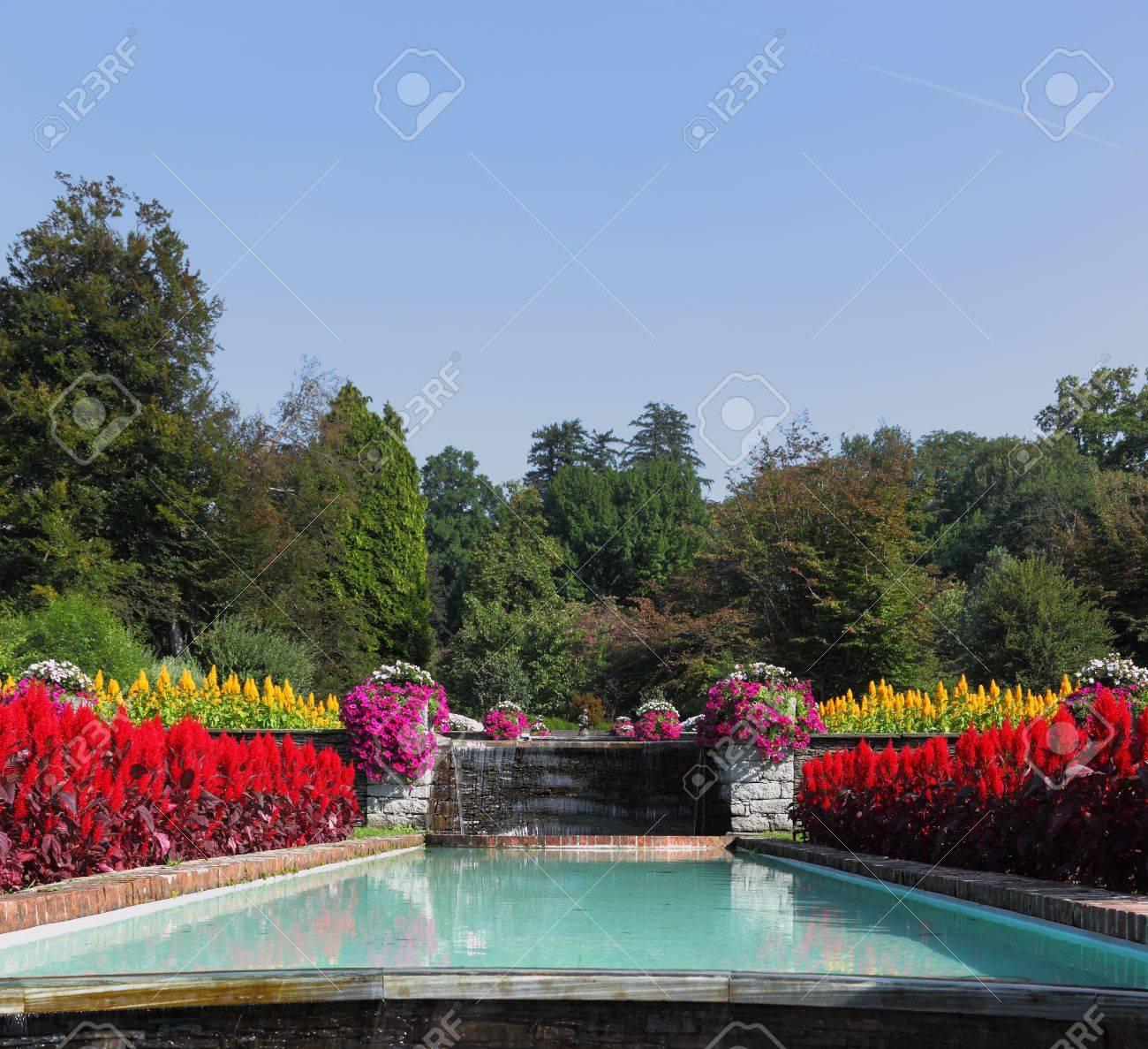 The Shore Of Lake Maggiore Villa Taranto Huge Beautiful Park Garden