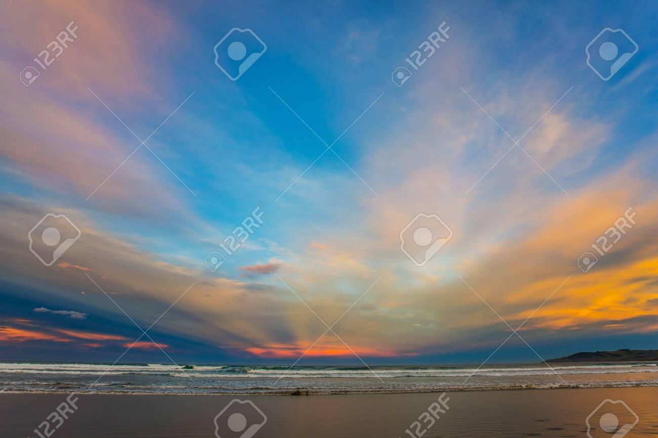 The Art Of Artistic Photography Incredible Clouds Pacific Ocean