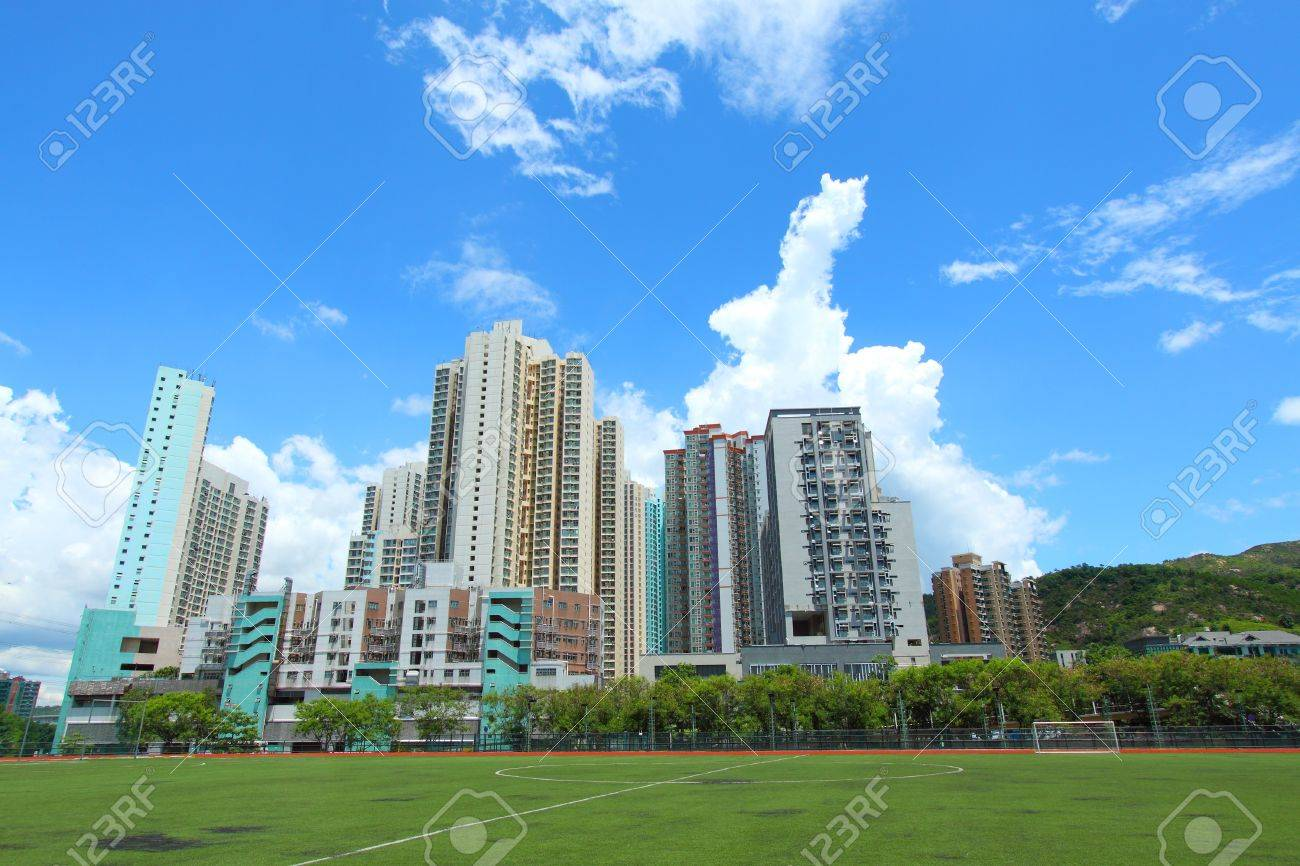 Hong Kong downtown Stock Photo - 11834824