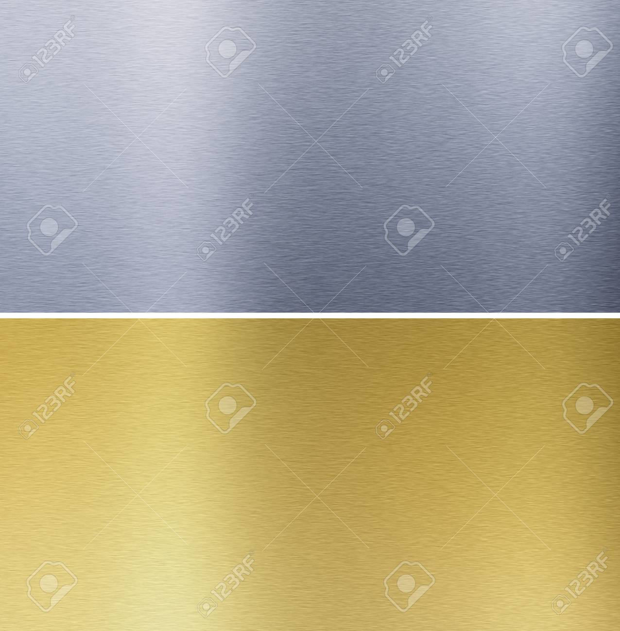 Aluminum and brass stitched textures Stock Photo - 8582072