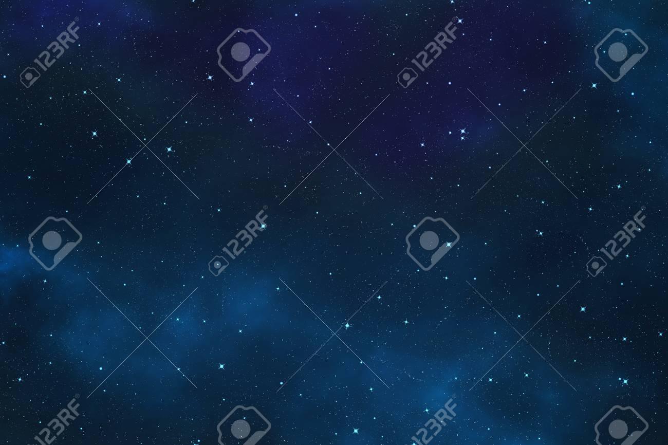 Starfield background Stock Photo - 8821738
