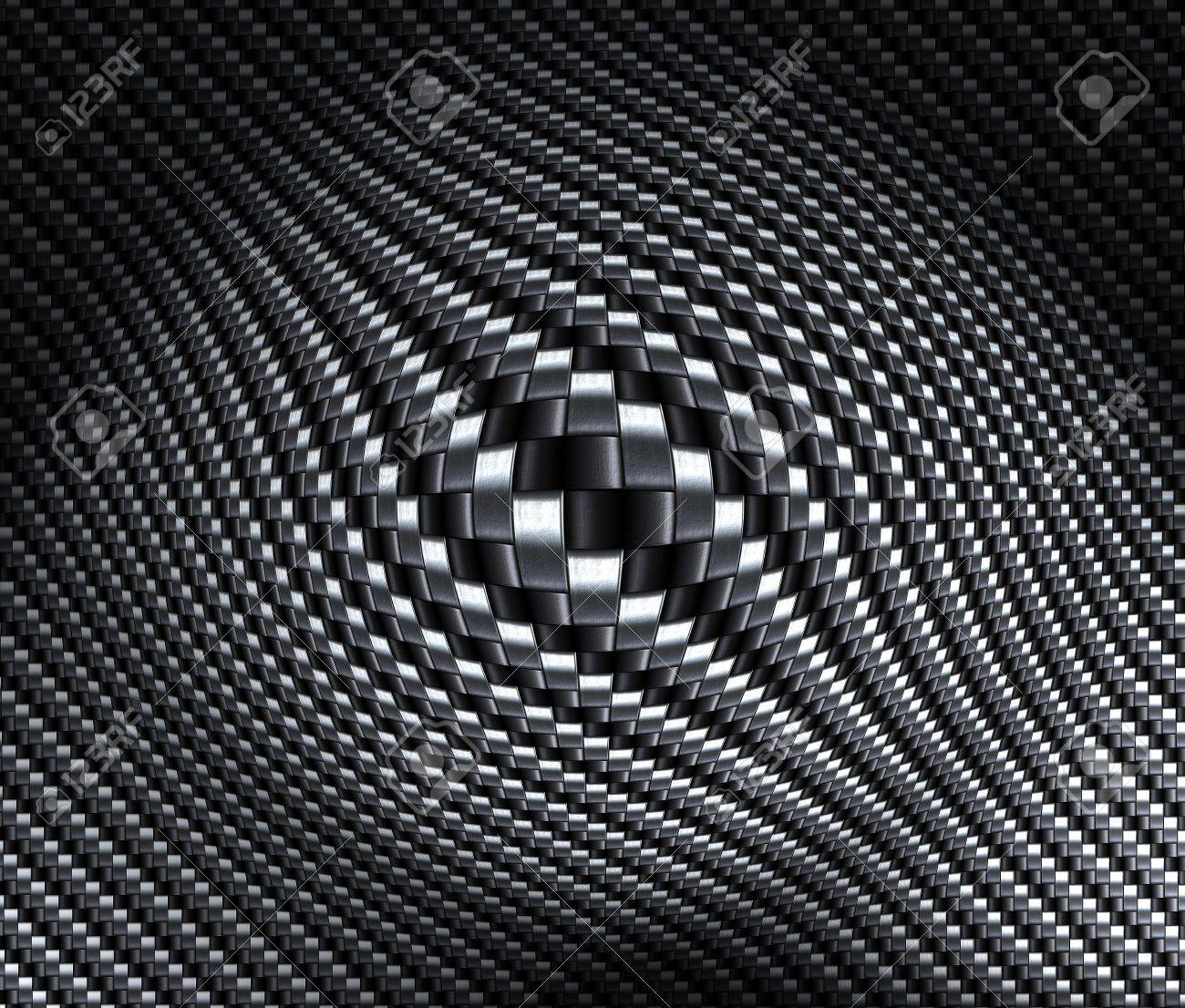 carbon. Vector Illustration Stock Photo - 8821749