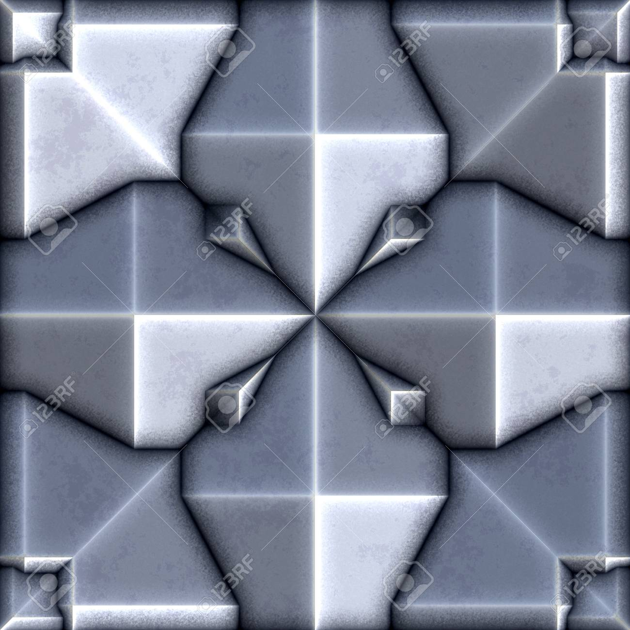 metal template background - seamless texture Stock Photo - 9473587