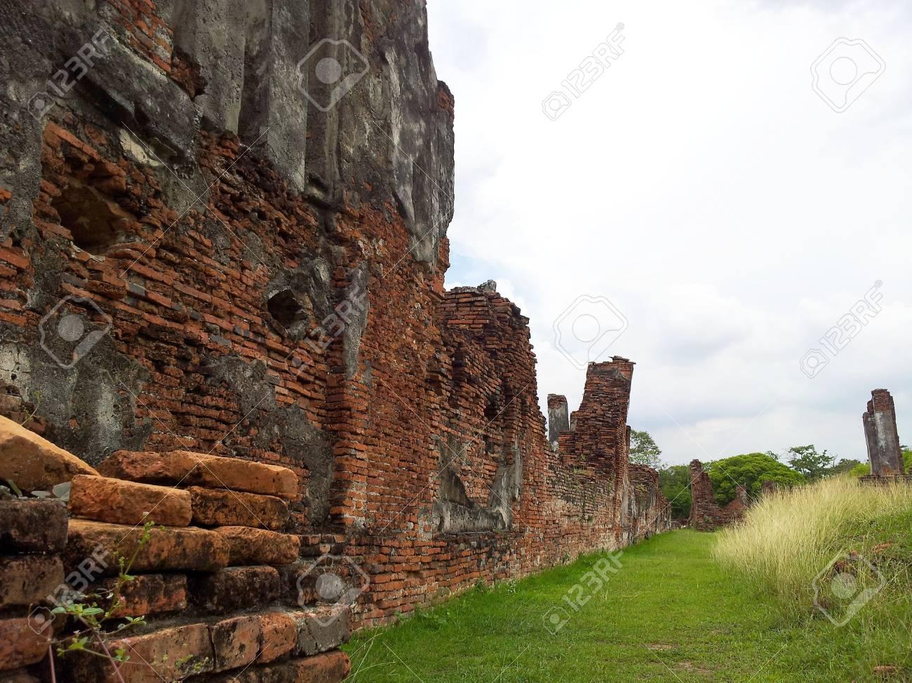 Wat Phra Si Sanphet Stock Photo - 17101315