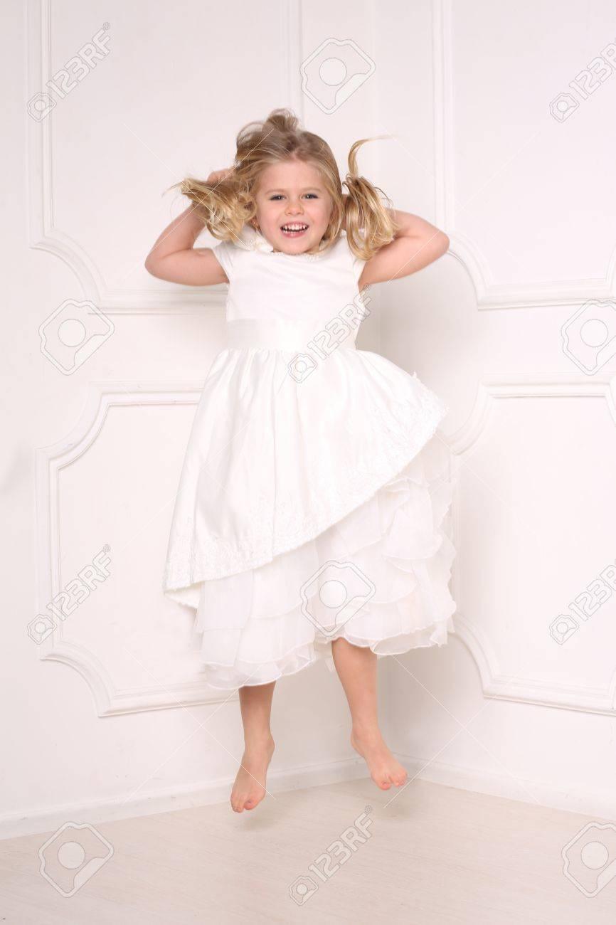 Kleine Braut Springen, Mädchen Kleider, Kinder Kleidung ...