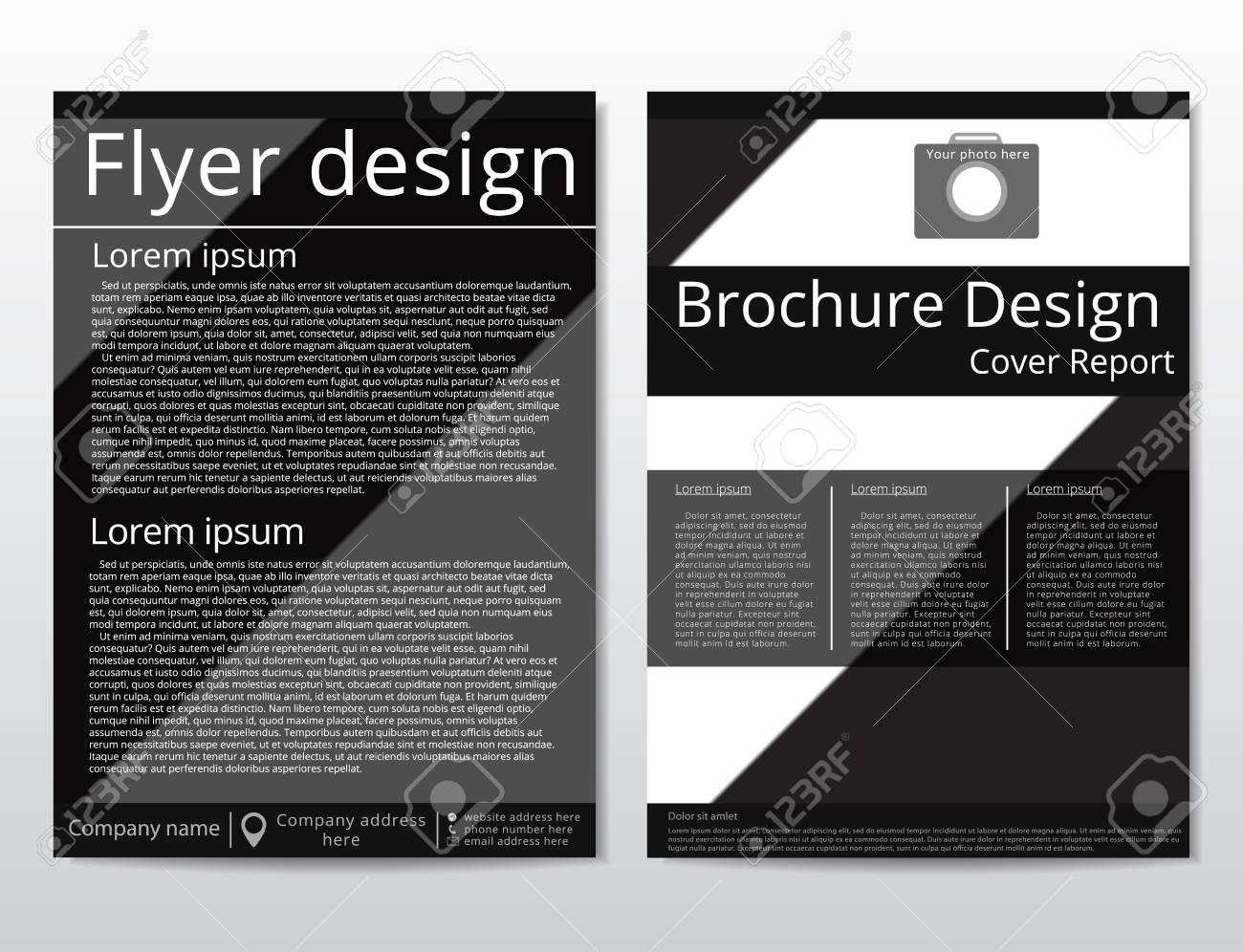 Black And White Flyers Vs Color Flyers Ibovnathandedecker